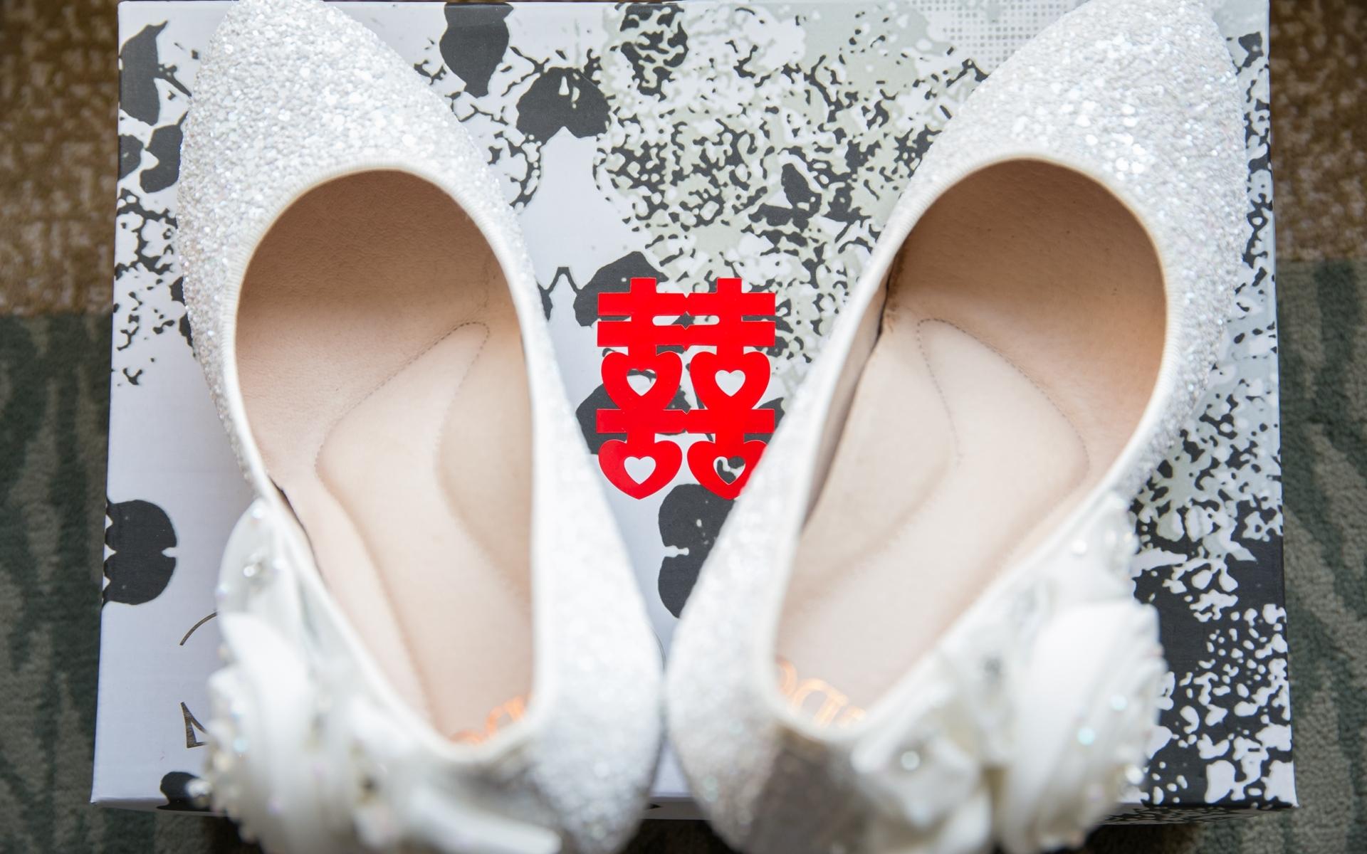 手工婚鞋與婚鞋出租
