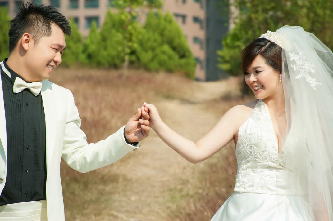 高雄拍婚紗-自主婚紗攝影推薦